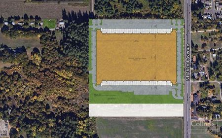For Lease or Build-to-Suit - Up to 664,653 SF - Vancouver