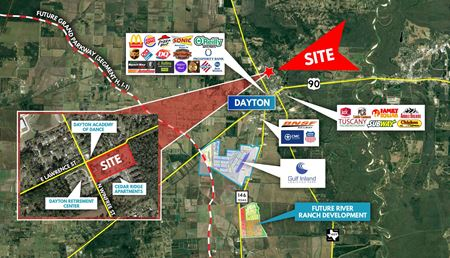±5.95 Acres in Dayton - Dayton