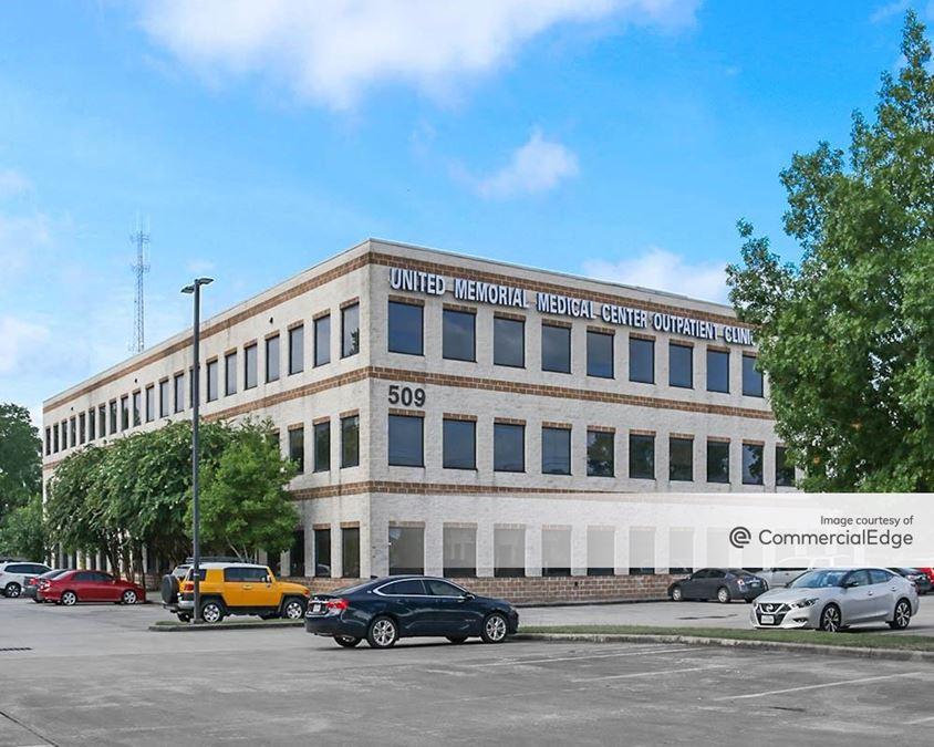 Doctor's Hospital - Tidwell Medical Plaza