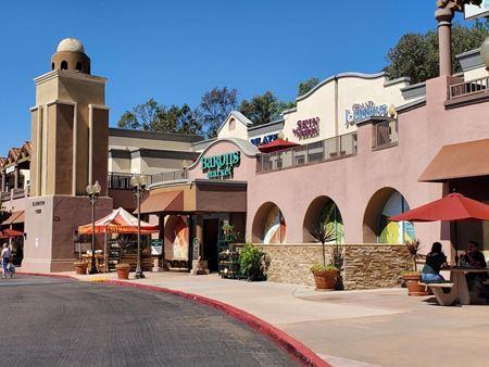 Mercado Shopping Center - San Diego