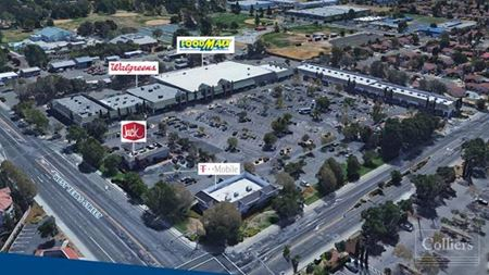 RETAIL SPACE FOR LEASE - Fairfield