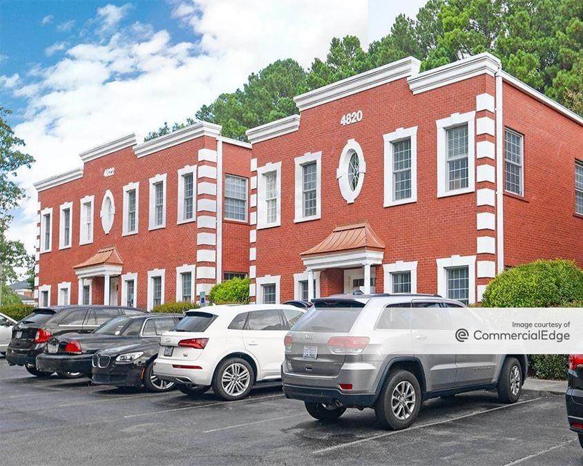 North Forks Professional Center
