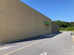 For Sublease   Former Walmart Neighborhood Market