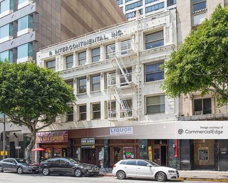619 South Olive Street - Los Angeles