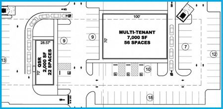 For Lease - Walmart Outlot - Circleville