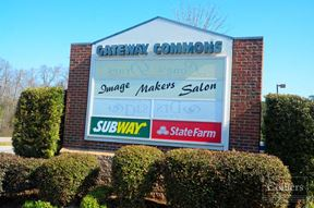 ±11,200 SF multi-tenant retail/office/medical building for lease on Farrow Rd