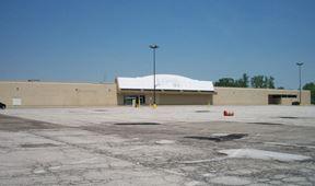Former Kmart Big Box For Sale