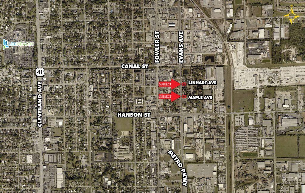 2887 & 2931 Evans Avenue