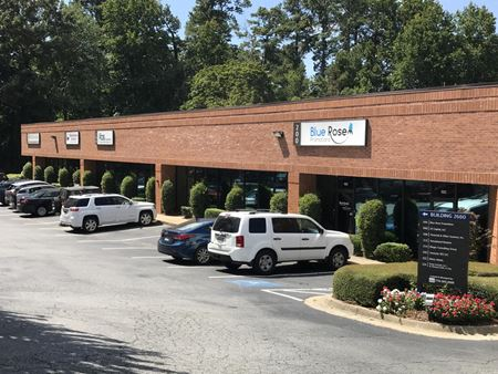 Holcomb Bridge Office Park - Alpharetta