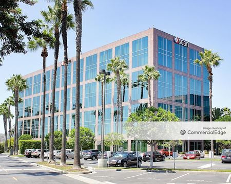 Kilroy Airport Center - 3800 Kilroy Airport Way - Long Beach