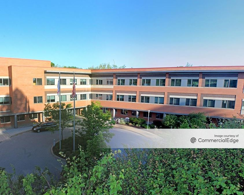 Vanguard Campus - Leander Building