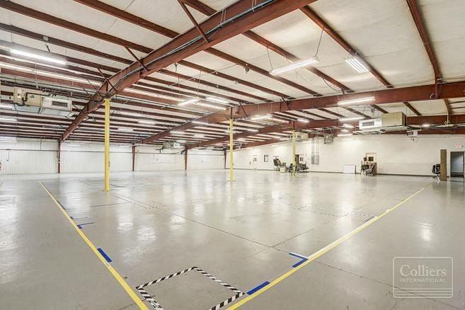 For Sale or Lease | ±28,650-SF Warehouse/Office on ±5.3 Acres, Rosenberg