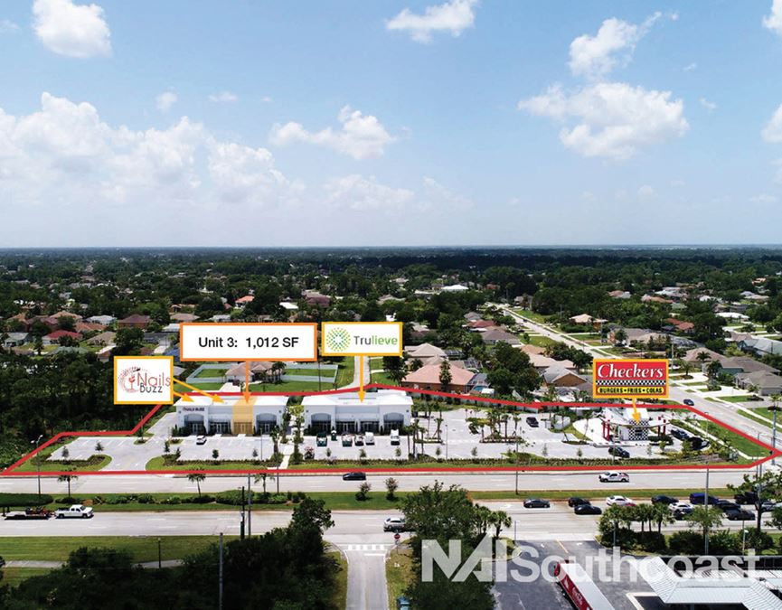 Gatlin Palms Retail Center