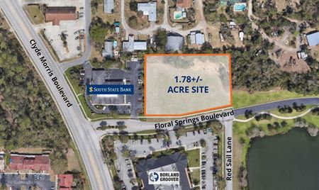 1.78+/- Acre Office Development Site - Port Orange