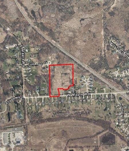 8.6 Acres West Maple - Wixom