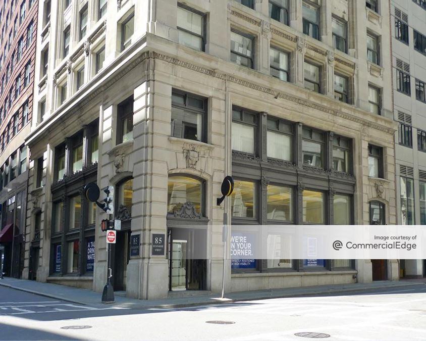 85 Devonshire Street & 262 Washington Street