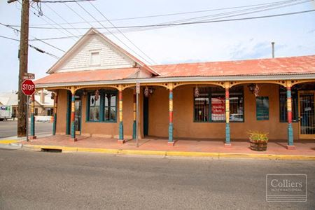 Old Town Retail Space For Lease - Albuquerque