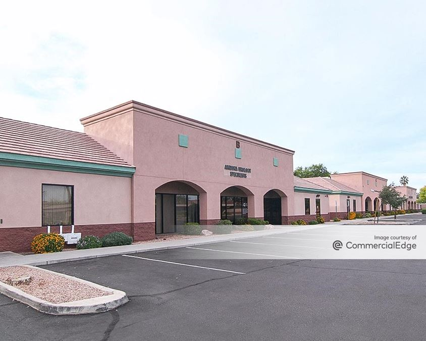 Thunderbird Palms Medical Campus