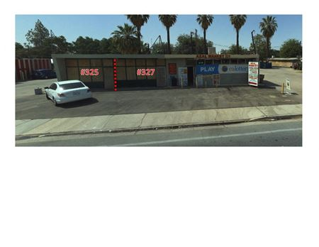 ±925 SF Retail Spaces Available in Bakersfield, CA - Bakersfield
