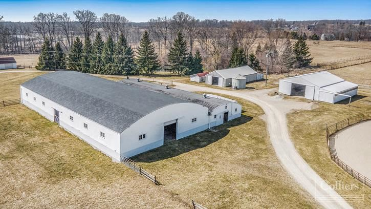 80 Acre Horse Farm