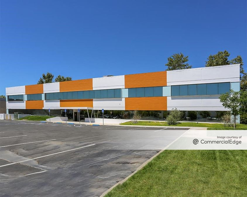 Valencia Industrial Center Business Park - 25322 Rye Canyon Road