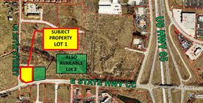1.1 Acre Lot on Hwy 65 & CC - Ozark