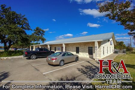 3,125 SF Medical/Office Space off Old McGregor Road - Woodway
