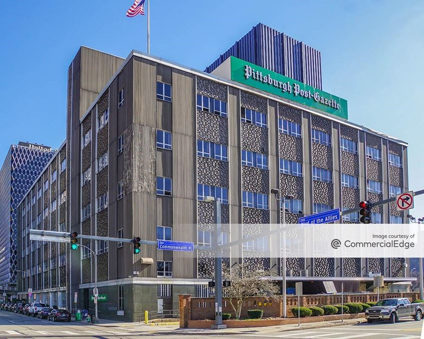 Pittsburgh Post-Gazette Building