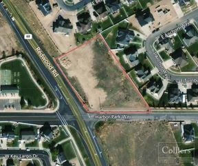 Saratoga Springs Commercial Lot