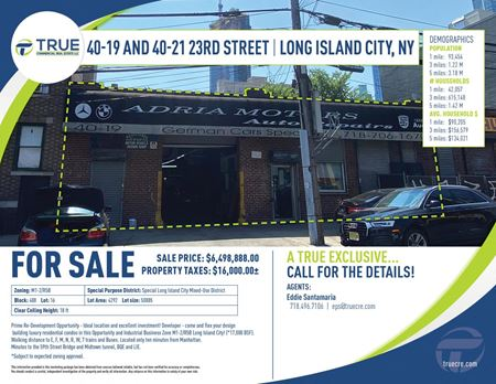 40-19 23rd St, Long Island City, NY 11101 - Long Island City
