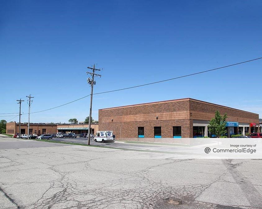 Corporate Centre of Blue Ash