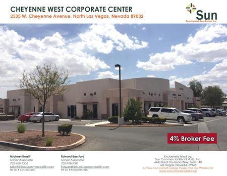 2535 W Cheyenne Ave - North Las Vegas