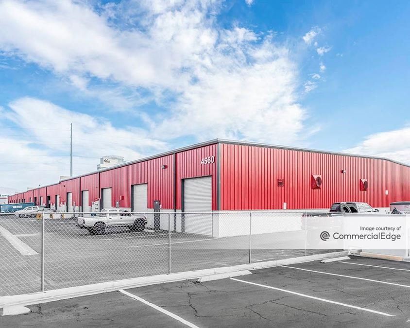 Arville Industrial Park - 4520, 4540 & 4560 South Arville Street