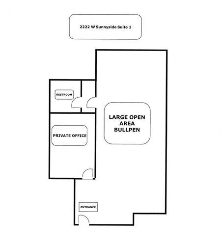 2222 W Sunnyside Ave Suite 1 - Visalia
