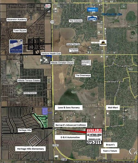 Soncy Business Park - Amarillo