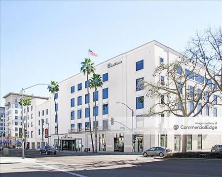 Wilshire Rodeo Plaza - Beverly Hills