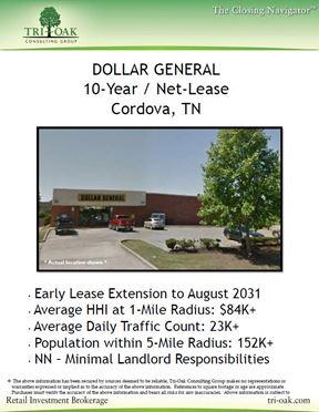 8271 Dexter Road - Cordova