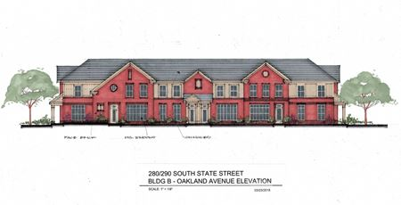 Westerville Development | 280-290 South State Street - Westerville