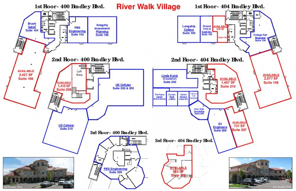 River Walk Village