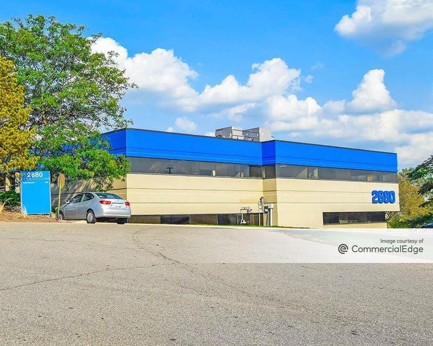 Cascade Office Park - 2680 Horizon Drive SE