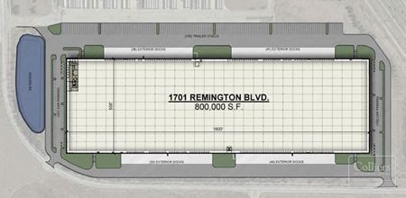 800,000 SF Available for Lease in Bolingbrook, IL - Bolingbrook