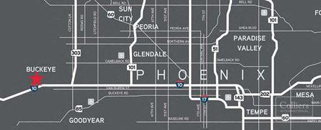 Senior Housing Land for Sale in Opportunity Zone in Buckeye Arizona - Buckeye