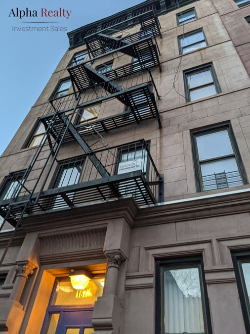 Prime Harlem Multifamily | 15-Units