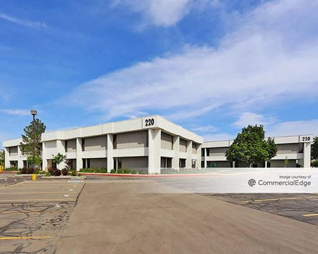 Airport Business Park - Bldg. 220 - Salt Lake City