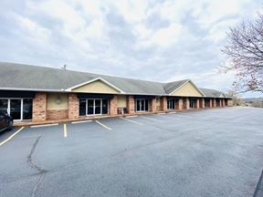 1,100 - 4,400 SF Retail / Office Space - Ozark