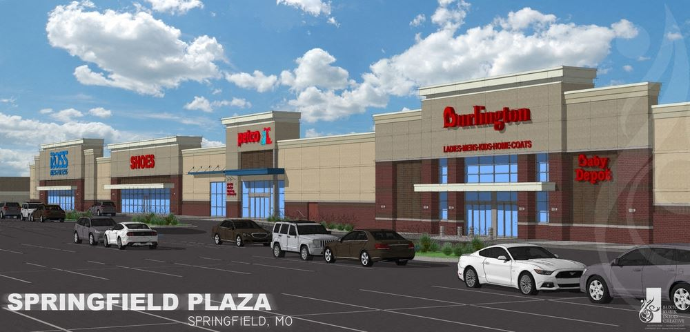 Retail Space & Lots at Springfield Plaza