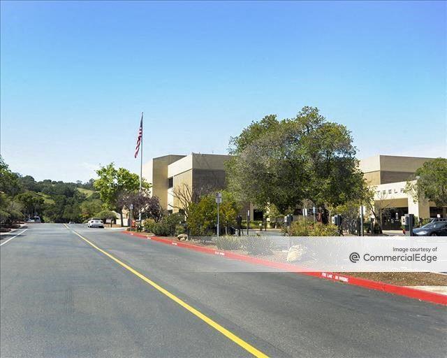 Stanford Research Park - 3500 Deer Creek Road