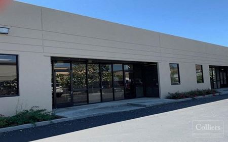R&D SPACE FOR LEASE - Morgan Hill