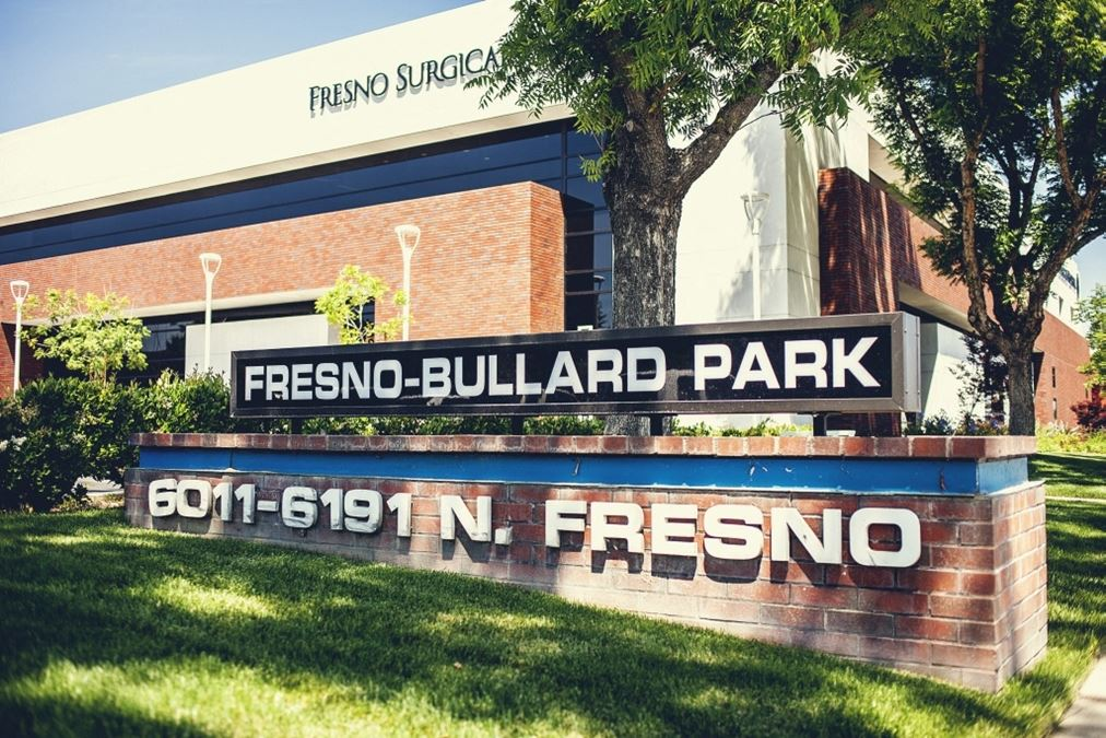 Fresno Bullard Park O.A.