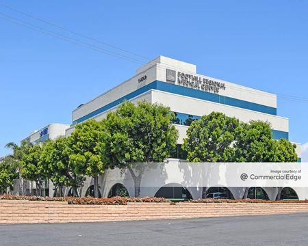 Foothill Regional Medical Center - Tustin Medical Plaza - Tustin